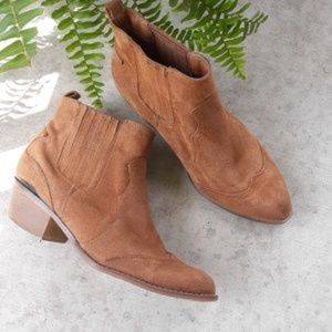 Mossimo cowgirl bootie
